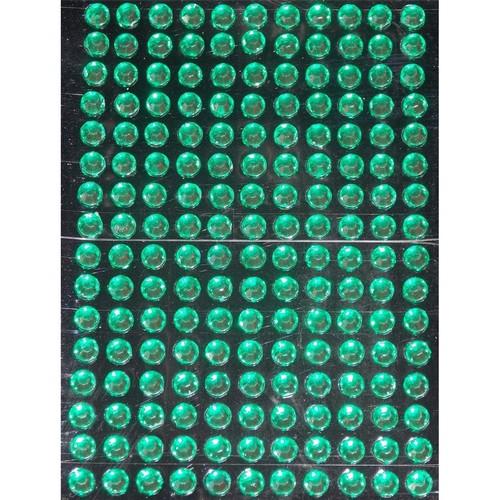 176 diamants adh sifs strass vert emeraude d co mariage. Black Bedroom Furniture Sets. Home Design Ideas