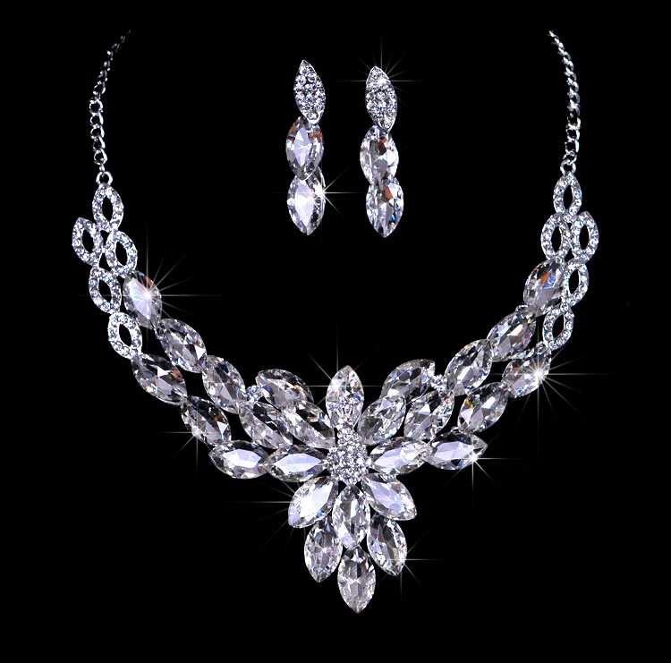 pin parure de mariage collection 2012 boucles doreille et With parure diamant mariage