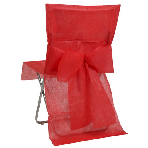 housse de chaise mariage pas cher housse jetable en tissu. Black Bedroom Furniture Sets. Home Design Ideas