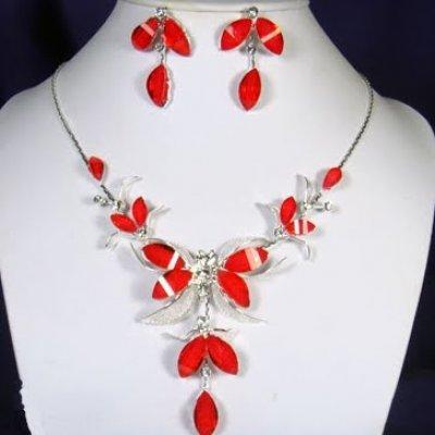 Parure bijoux, bijoux mariage, parure soirée