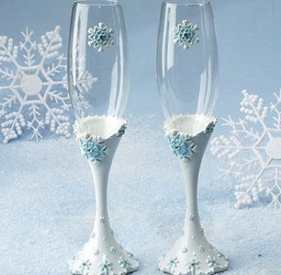 de mariage hiverna l ensemble complet sur le thème de l hiver ...