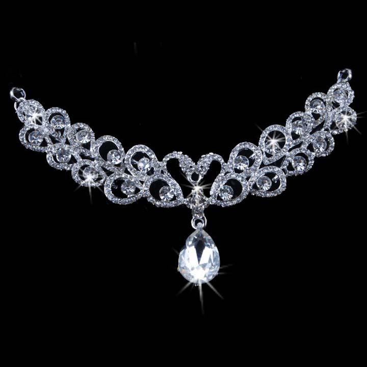 diademe mariage et parure de bijoux mariee pas cher With parure en diamant pour mariage