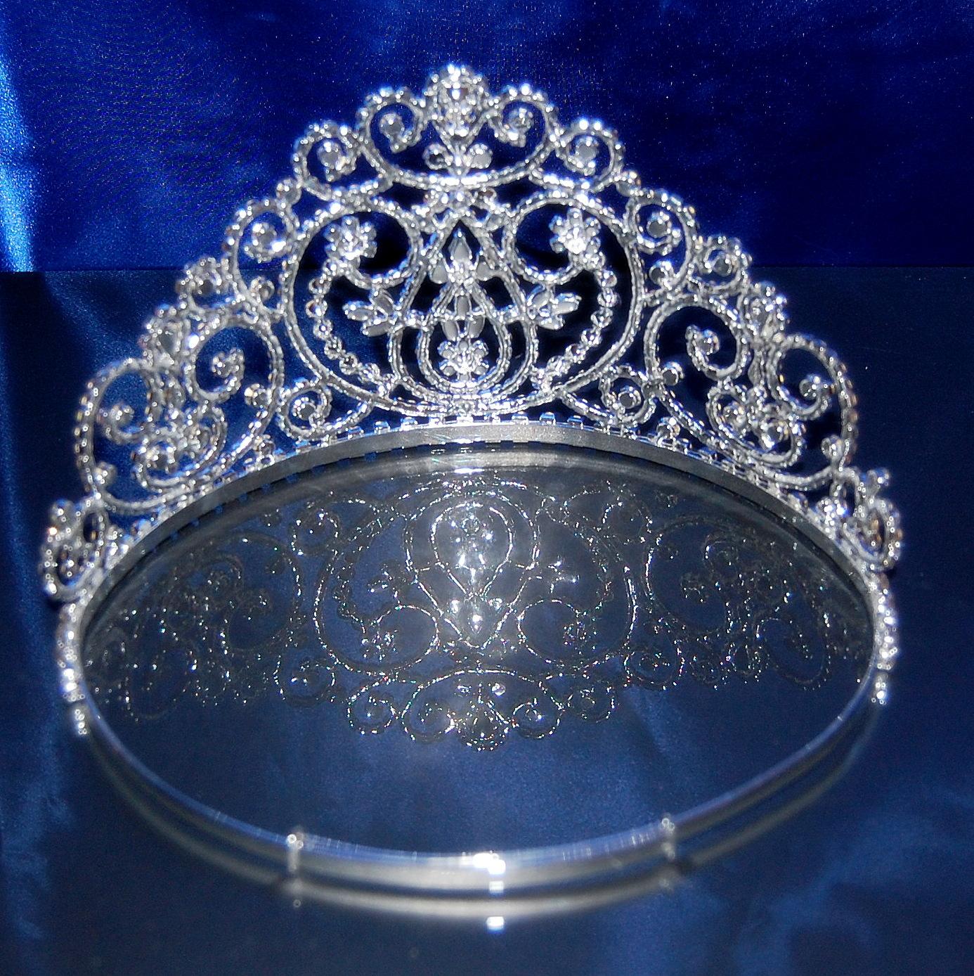 diad me mariage bijoux argent couronne de miss majoris un jour sp cial. Black Bedroom Furniture Sets. Home Design Ideas