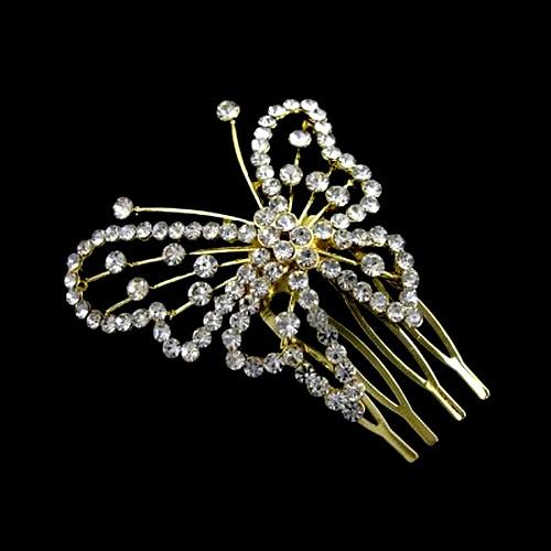 papillon peigne mariage accessoires cheveux - Accessoir Mariage