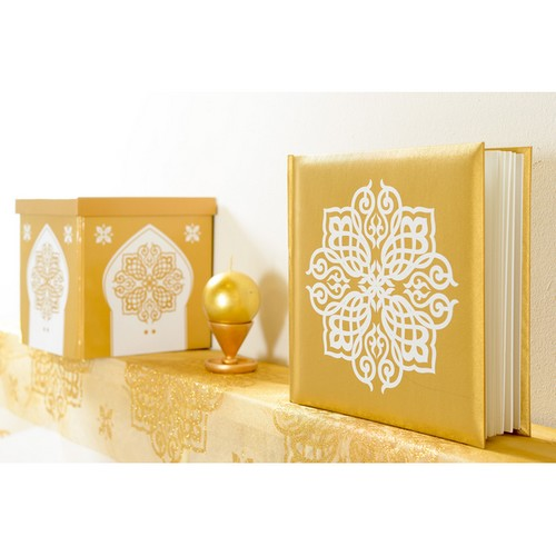 livre dor oriental or mariage oriental - Livre D Or Mariage Oriental