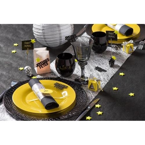 chemin de table intiss argent chemin de table mariage pas cher un jour sp cial. Black Bedroom Furniture Sets. Home Design Ideas