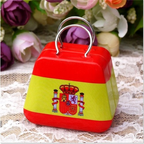 bote drages mariage valise espagne thme voyage - Valise Dragees Mariage