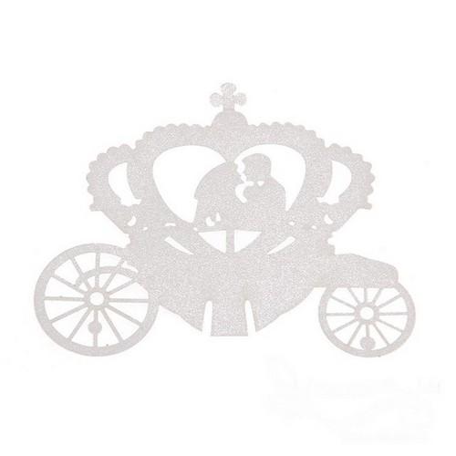 Marque place mariage carrosse cendrillon pas cher - Cendrillon et son carrosse ...
