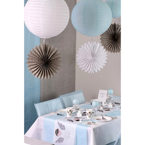 Achetez ce lot de 20 Serviette de table jetable motif ... - Photo 3