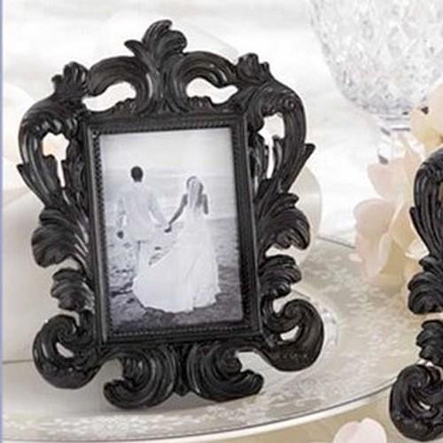 Cadre Photo Noir Porte Nom Mariage Pas Cher Un Jour Spécial