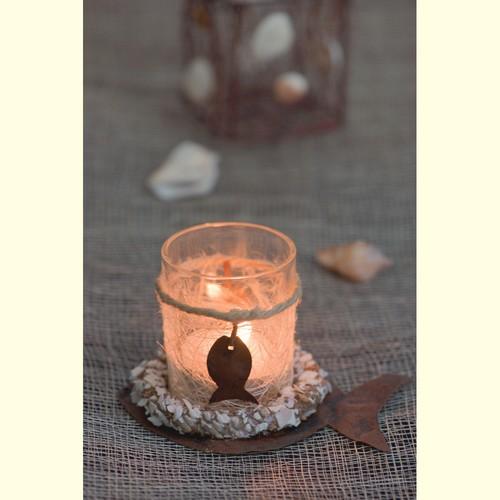 verrine photophore sole th me mer d coration table mariage. Black Bedroom Furniture Sets. Home Design Ideas