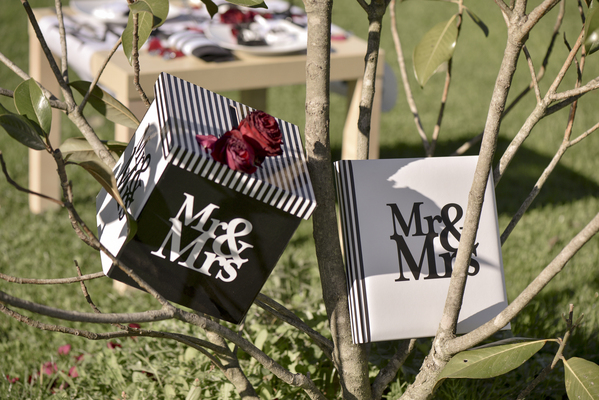 Urne de mariage tirelire Mr & Mrs proposée ... - Photo 1