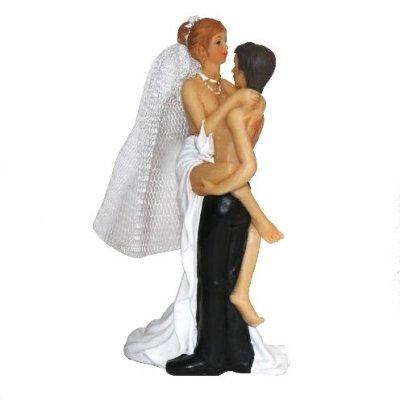 figurine de mariage nuit de noces accessoires de mariage - Figurine Mariage Humoristique