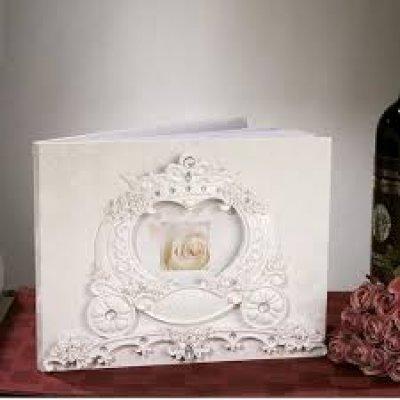 livre dor mariage carrosse de cendrillon accessoires de mariage - Livre D Or Mariage Oriental