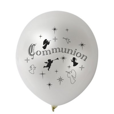 Décoration de Communion  - Ballon