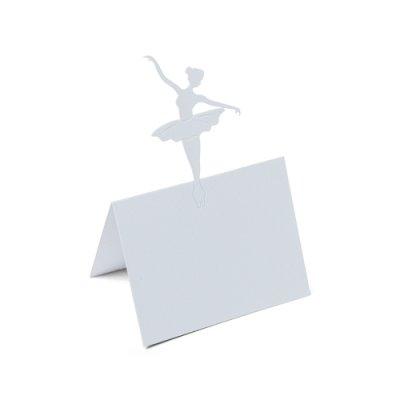 6c3aefc5fda85 Décoration de Table Mariage - 10 marque-places danseuse   illustration