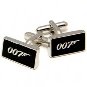 "Boutons de Manchette ""James Bond 007"""