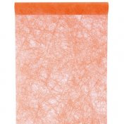 Chemin de Table Fanon Orange 5 m x 30 cm